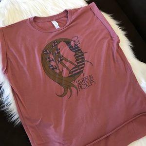 Tops - Silversun Pickups Concert T-shirt